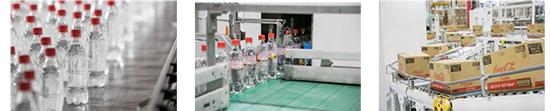 コカ・コーラ クリアの製造工場