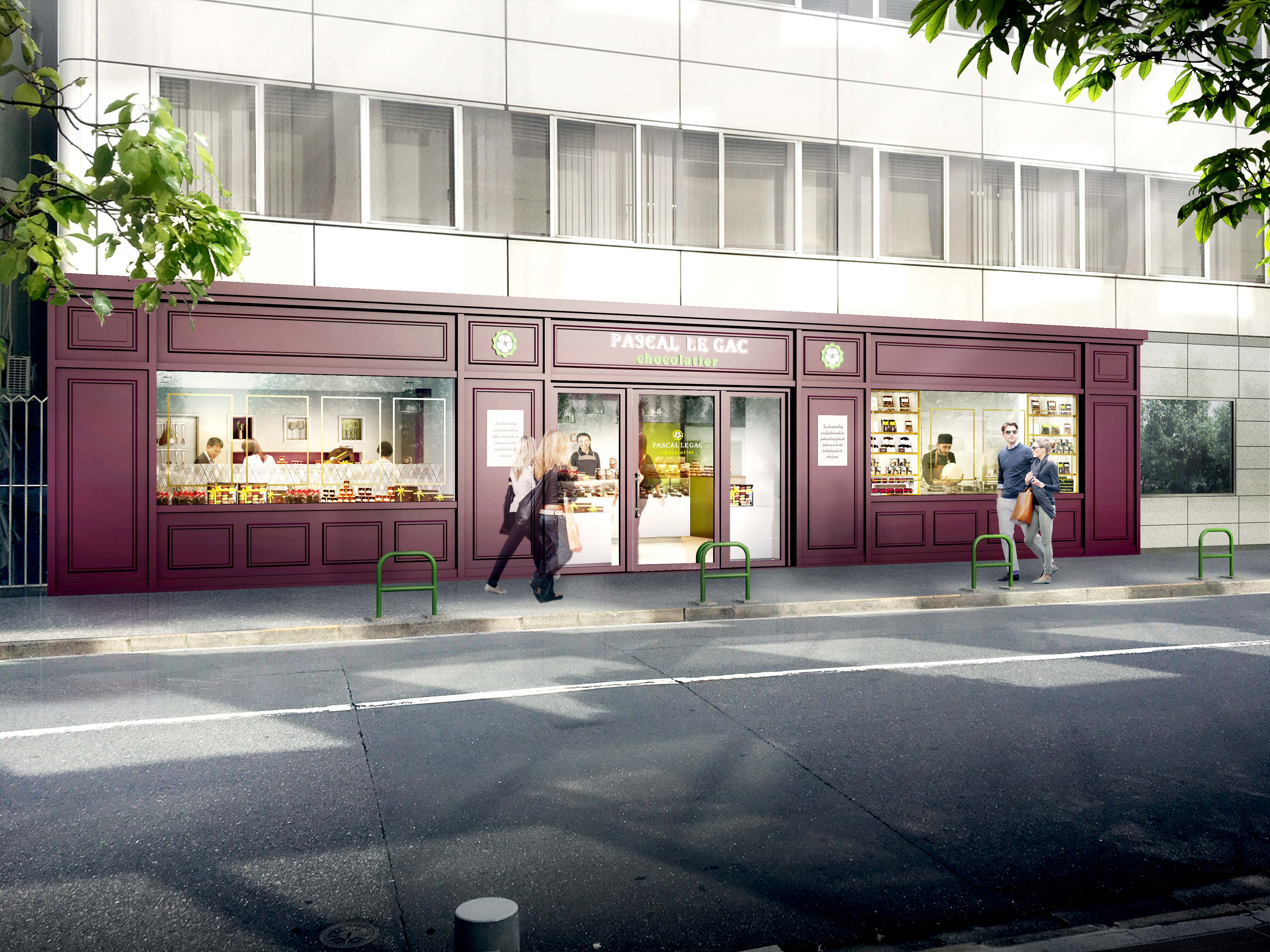 フランスのチョコレート専門店「パスカル・ル・ガック」が日本上陸決定!赤坂にオープン
