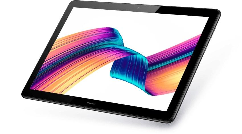 ファーウェイ、10.1インチタブレット「HUAWEI MediaPad T5」を発売!