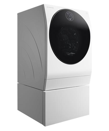 LG、2つのドラムで同時に洗えるドラム式洗濯乾燥機「LG DUALWash」を発売!