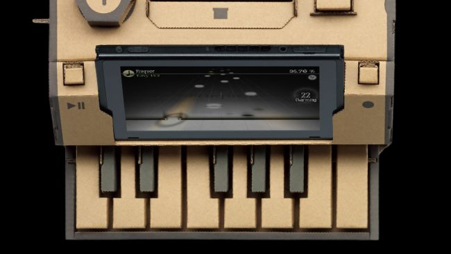 ニンテンドースイッチ版『DEEMO』が「Nintendo Labo」に対応決定!