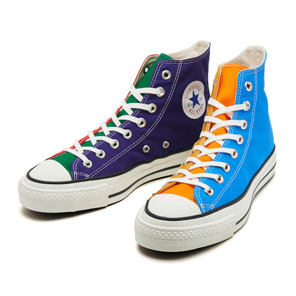 「CONVERSE ALL STAR J 79 MT HI」のアッパー