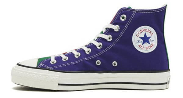 「CONVERSE ALL STAR J 79 MT HI」の側面
