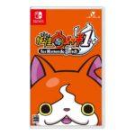 「妖怪ウォッチ1 for Nintendo Switch」のパッケージ