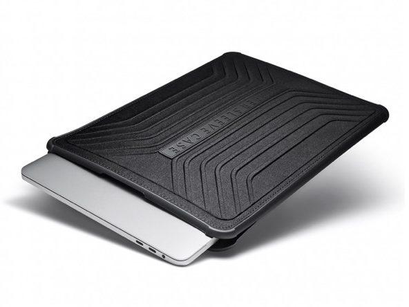 MacBookAirとMacBookPro専用バンパー付きインナーケースが発売!衝撃に強い