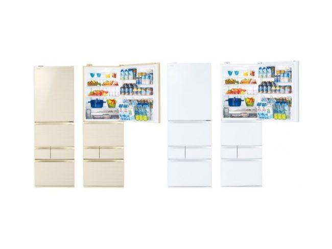 東芝の「VEGETA」にスリムな大容量冷蔵庫「GR-M470GW」が新登場!脅威の60cm幅