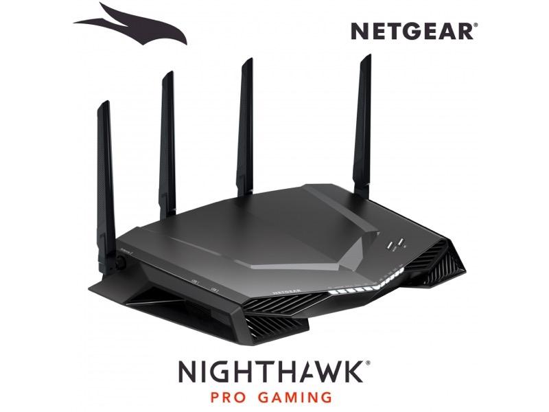プロゲーミングWi-Fiルーター「Nighthawk XR500」が発売!遅延を抑える専用設計