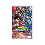 Nintendo Switch用ソフト「ベイブレードバースト バトルゼロ」が10月25日に発売決定!