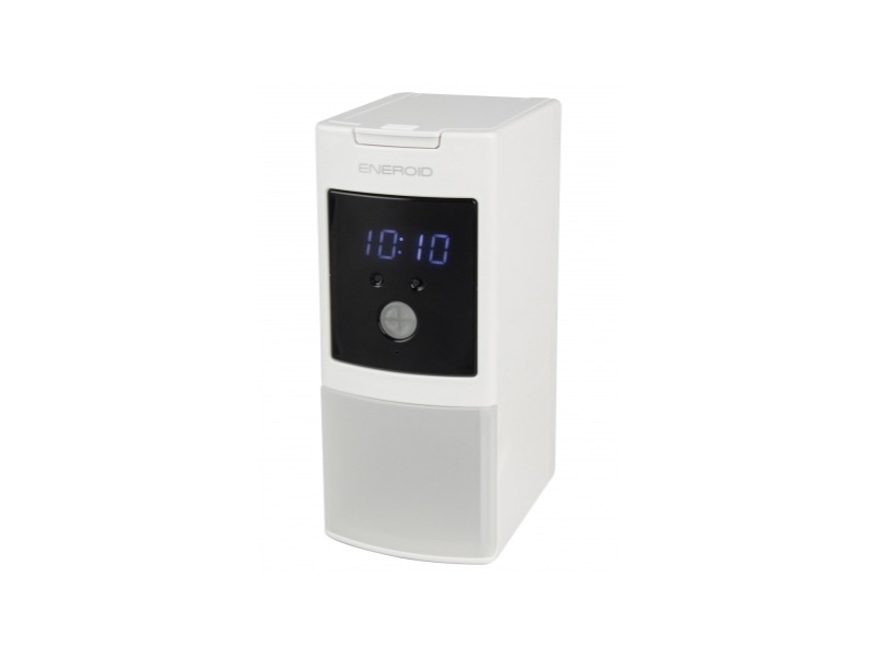 流し込むだけで20本の充電池を一度に充電できる「ENEROID EN20D」が発売