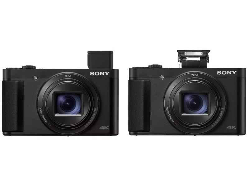 ソニー、高倍率ズームレンズ搭載コンデジ「DSC-HX99/95」を発表!4K動画撮影にも対応