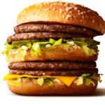 マクドナルド、パティが倍になる「倍バーガー」を昼にも販売開始!